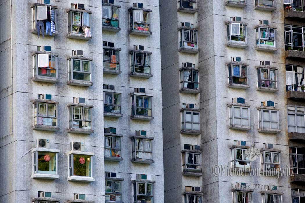Wohnhochhaus  Hongkong