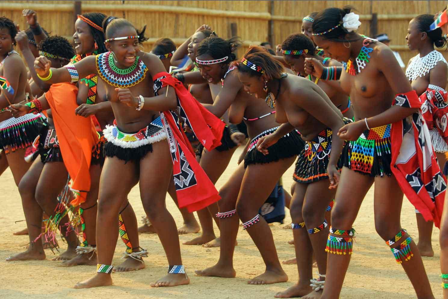 reed dances | swasiland