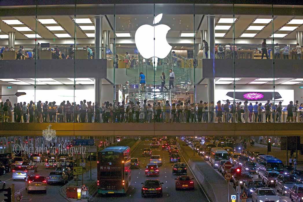 Apple   Hongkong