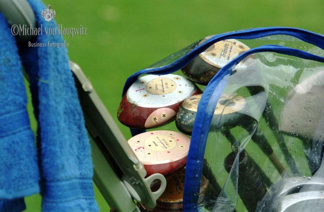 Golf bag | Deutsche Bank