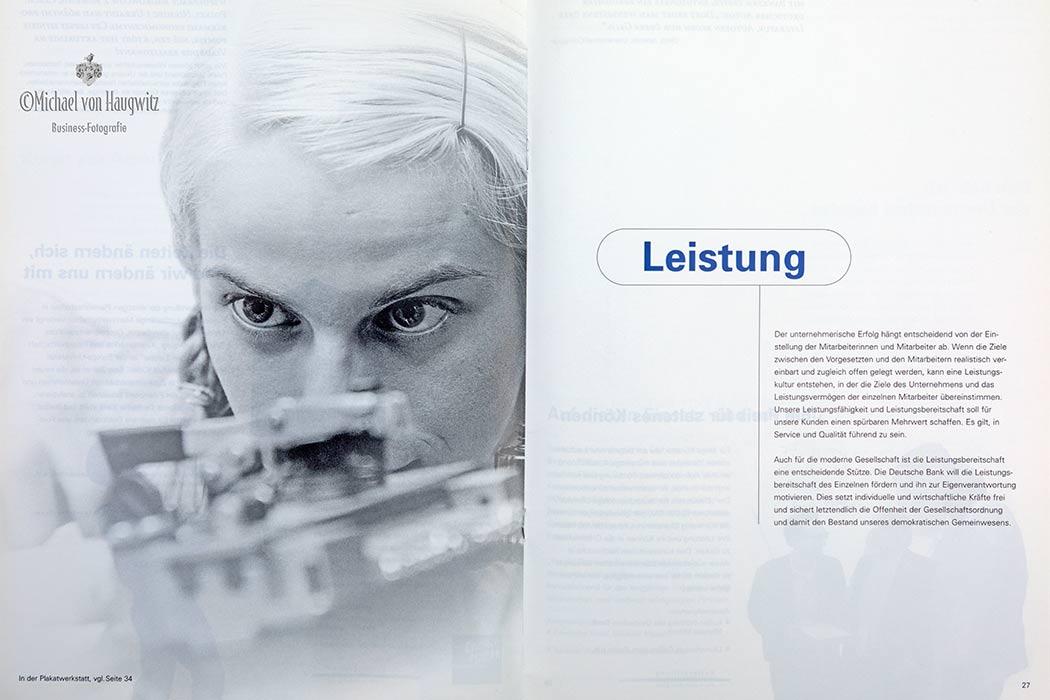 Deutsche Bank Stiftung | Frankfurt