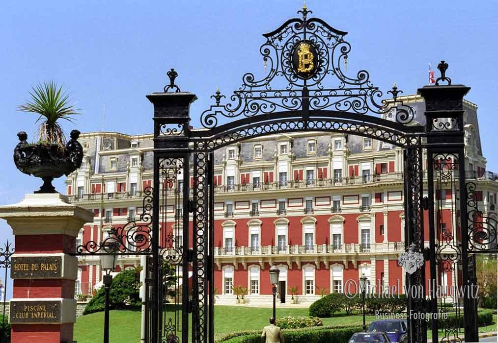 Hotel Du Palais | Biarritz