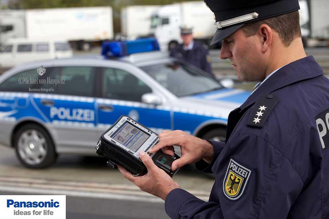 Bundespolizei | Panasonic