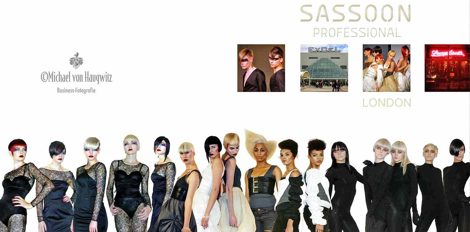 Sassoon P&G | London