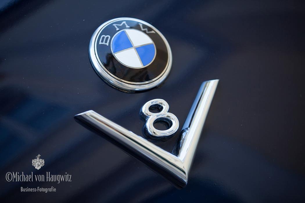 BMW V 8 Oldtimer | München