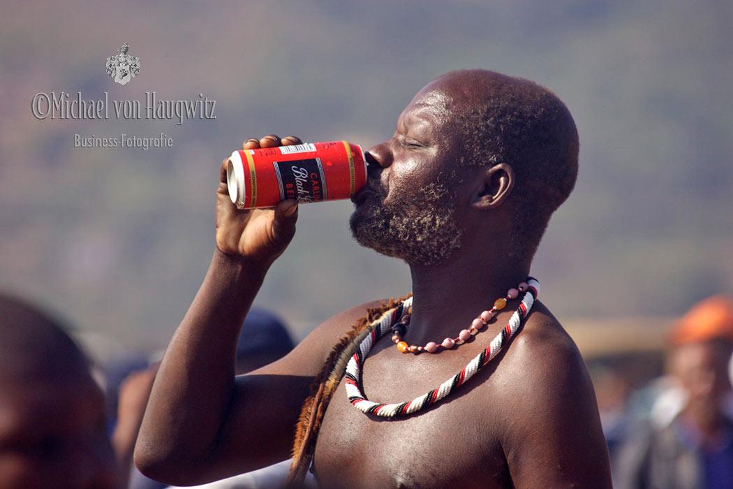 Der durstige Mann   Eswatini