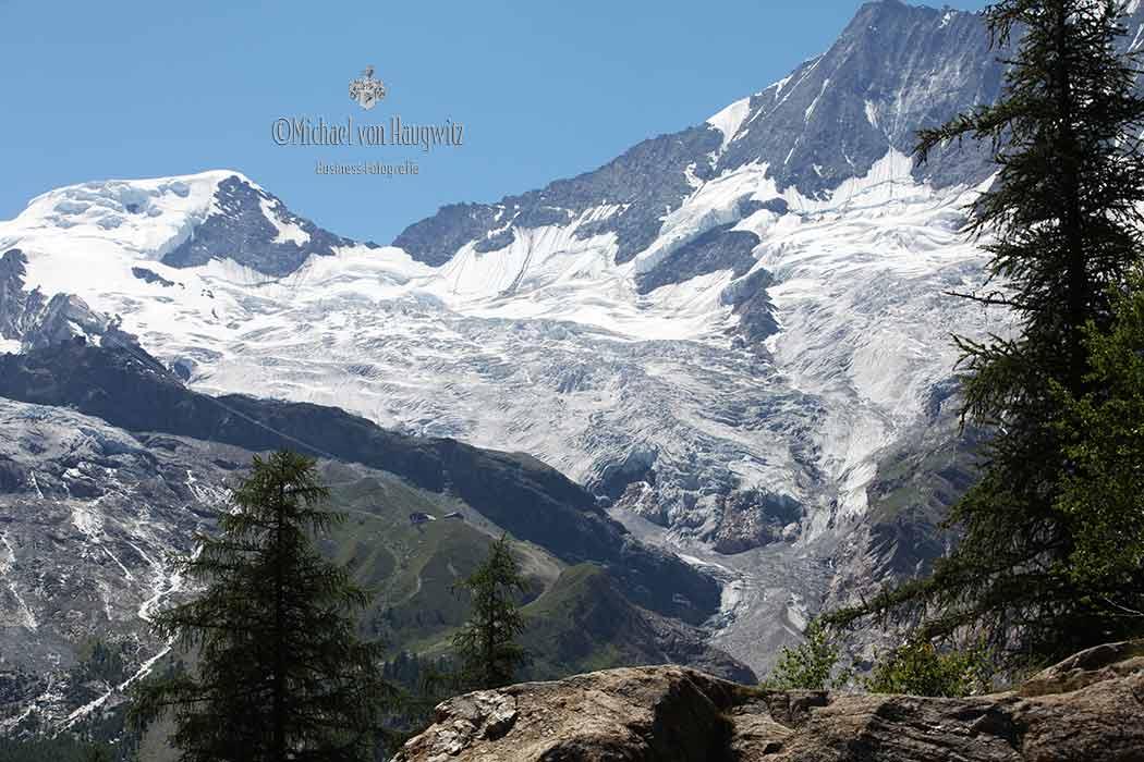 Saas Grund   Schweizer Berge