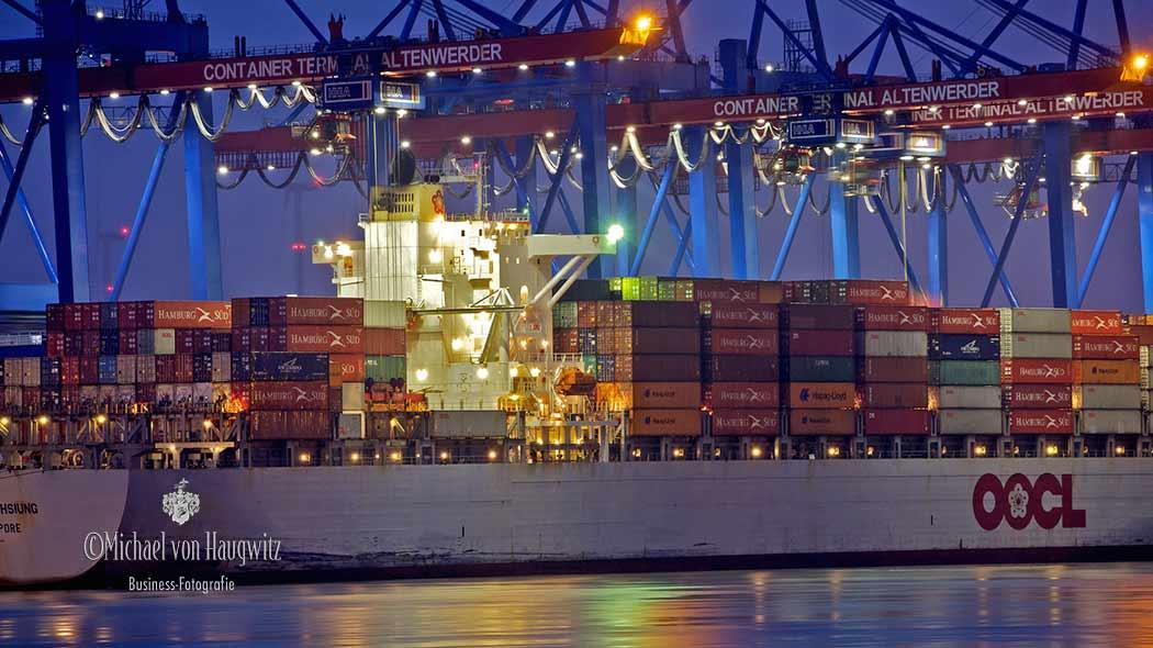 Container Terminal | Altenwerder