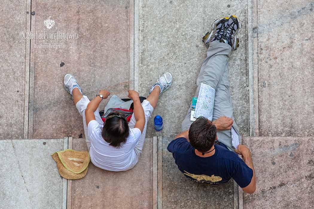 Touristen | Mailand
