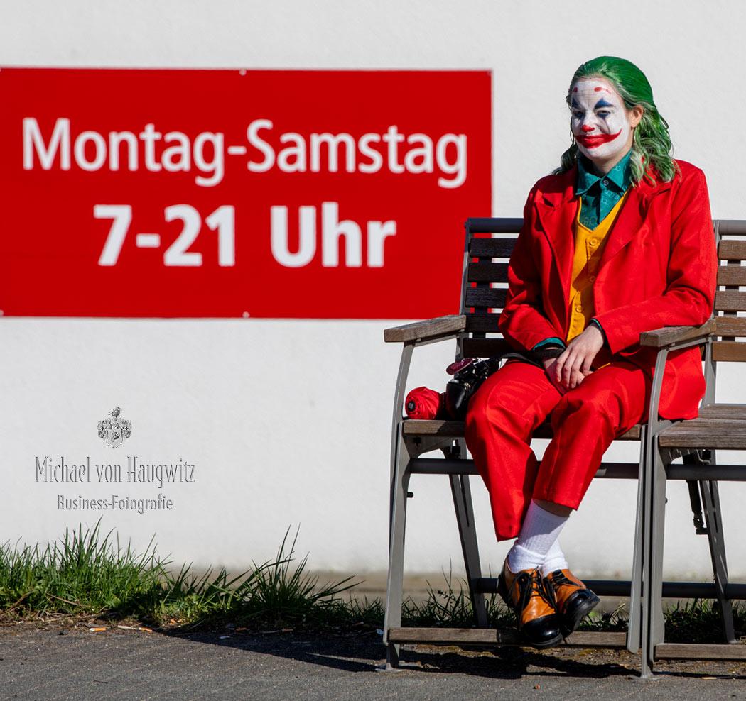 Clown Schlitz