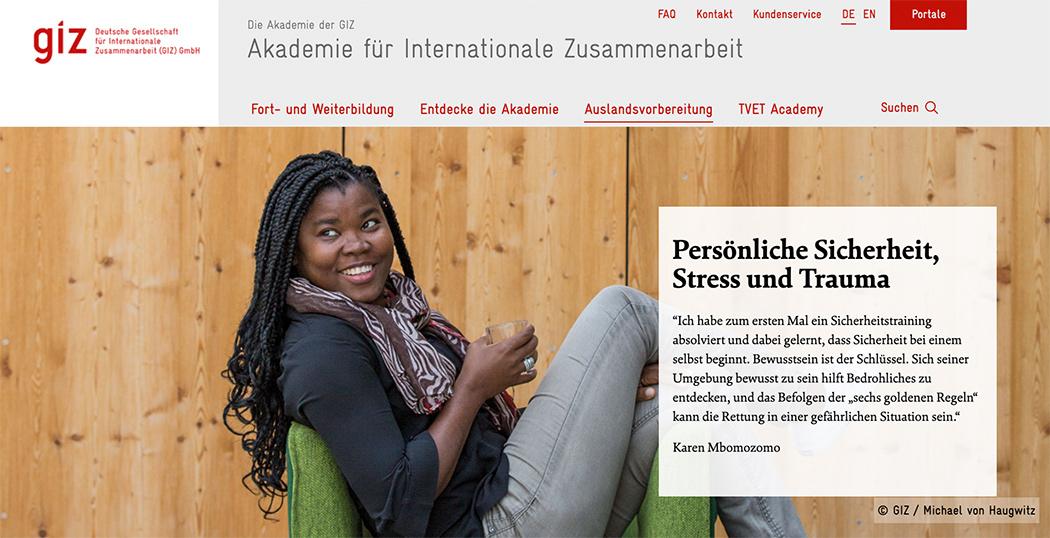 GIZ | Kampus Kottenforst Bonn