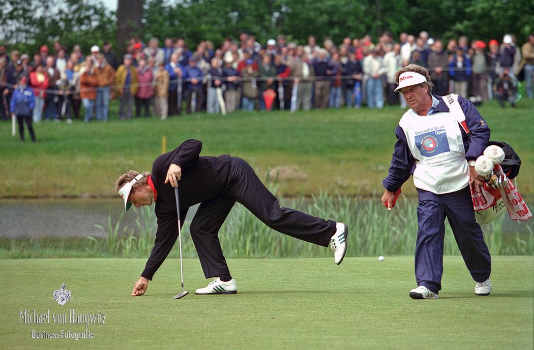 Bernhard Langer   Deutscher Golfprofi