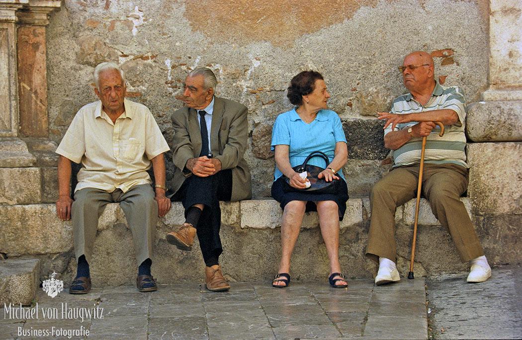 Piazza Taormina |Sizilien