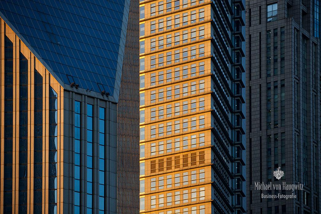 Hochhaus Architektur   Shanghai