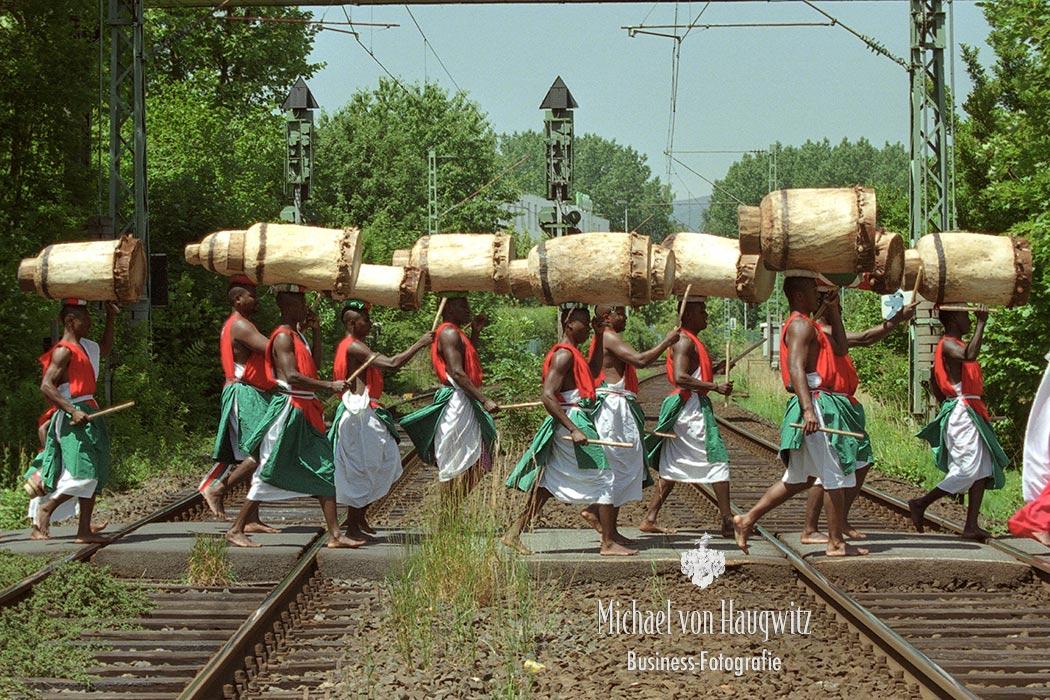 Afrikanische Trommler   Eschborn